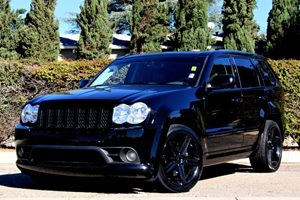 2006 Jeep Grand Cherokee SRT-8 Carfax Report - No Accidents  Damage Reported to CARFAX Air Condi