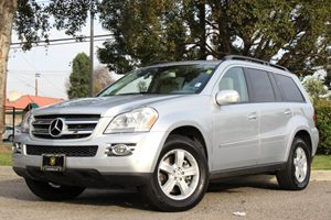 2007 MERCEDES GL450 SUV Carfax 1-Owner - No Accidents  Damage Reported to CARFAX  Desert Silve