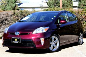 2013 Toyota Prius One Carfax 1-Owner - No Accidents  Damage Reported to CARFAX Active Headrests