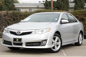 2012 Toyota Camry L Carfax 1-Owner - No Accidents  Damage Reported to CARFAX Air Conditioning