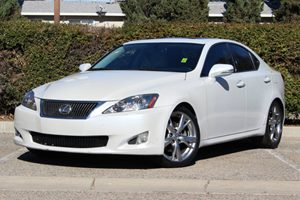 2010 Lexus IS 250  Carfax Report  Starfire Pearl 25492 Per Month - On ApprovedCredit