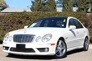 2007 MERCEDES E63 AMG Carfax Report Air Conditioning  AC Air Conditioning  Climate Control A