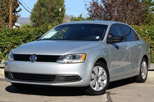 2012 Volkswagen Jetta Sedan S Carfax 1-Owner - No Accidents  Damage Reported to CARFAX Air Condi