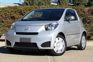 2012 Scion iQ  Carfax 1-Owner - No Accidents  Damage Reported to CARFAX Audio  AmFm Stereo Au