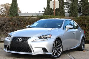 2014 Lexus IS 250  Carfax 1-Owner Air Conditioning  AC Air Conditioning  Climate Control Air