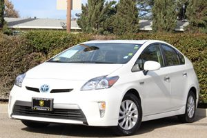 2012 Toyota Prius Plug-In  Carfax 1-Owner Air Conditioning  AC Air Conditioning  Climate Cont