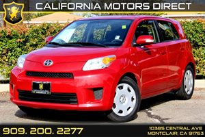 2012 Scion xD  Carfax 1-Owner - No Accidents  Damage Reported to CARFAX  Barcelona Red Metalli