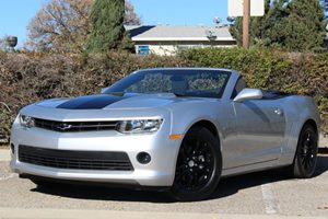 2015 Chevrolet Camaro LT Carfax Report - No Accidents  Damage Reported to CARFAX  Silver Ice M