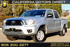 2013 Toyota Tacoma  Carfax 1-Owner - No Accidents  Damage Reported to CARFAX  Silver Streak Me