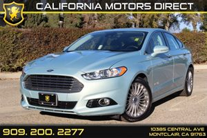 2014 Ford Fusion Titanium Hybrid Carfax Report - No Accidents  Damage Reported to CARFAX  Blue
