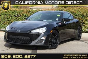 2013 Scion FR-S  Carfax 1-Owner  Raven 22894 Per Month - On Approved Credit--------