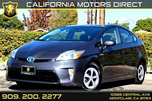 2014 Toyota Prius Two Carfax 1-Owner - No Accidents  Damage Reported to CARFAX Air Conditioning