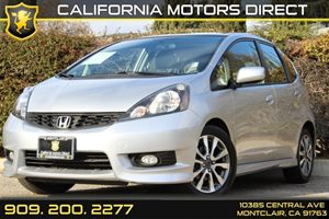 2012 Honda Fit Sport Carfax Report Air Conditioning  AC Audio  Auxiliary Audio Input Conveni