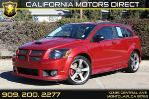 2009 Dodge Caliber SRT4 Carfax Report  Inferno Red Crystal Pearl  Normal  0          false  fa
