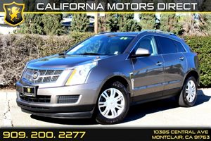 2012 Cadillac SRX Luxury Collection Carfax 1-Owner Air Conditioning  AC Air Conditioning  Cli