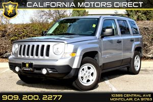 2011 Jeep Patriot Sport Carfax Report - No Accidents  Damage Reported to CARFAX  Bright Silver