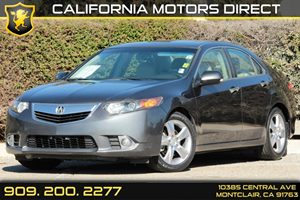 2011 Acura TSX  Carfax 1-Owner - No Accidents  Damage Reported to CARFAX Air Conditioning  AC