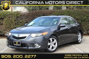 2011 Acura TSX  Carfax 1-Owner - No Accidents  Damage Reported to CARFAX  Graphite Luster Meta