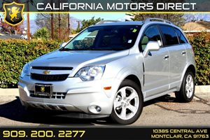 2014 Chevrolet Captiva Sport Fleet LTZ Carfax 1-Owner Air Conditioning  AC Air Conditioning
