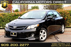 2013 Toyota Corolla L Carfax 1-Owner Air Conditioning  AC Air Conditioning WAir Filtration A