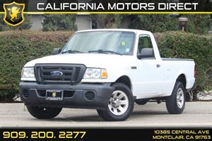 2011 Ford Ranger XL Carfax 1-Owner - No Accidents  Damage Reported to CARFAX  Oxford White 1