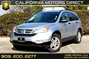2011 Honda CR-V EX Carfax 1-Owner  Alabaster Silver Metallic 19646 Per Month - On Approved C