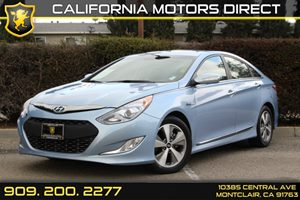 2012 Hyundai Sonata Hybrid Carfax 1-Owner - No Accidents  Damage Reported to CARFAX Audio  AmF