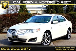 2009 Lincoln MKS  Carfax Report - No Accidents  Damage Reported to CARFAX Air Conditioning  AC