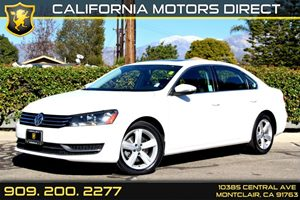 2012 Volkswagen Passat SE wSunroof Carfax Report Air Conditioning  AC Air Conditioning  Clim