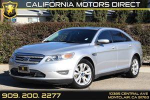 2010 Ford Taurus SEL Carfax Report - No Accidents  Damage Reported to CARFAX Air Conditioning
