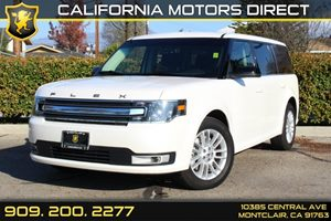 2013 Ford Flex SEL Carfax 1-Owner Air Conditioning  AC Air Conditioning  Climate Control Air