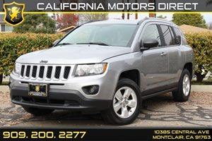 2014 Jeep Compass Sport Carfax Report - No Accidents  Damage Reported to CARFAX Air Conditioning