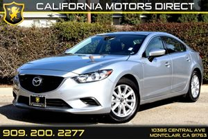 2016 Mazda Mazda6 i Sport Carfax 1-Owner - No Accidents  Damage Reported to CARFAX  Sonic Silv