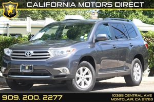 2013 Toyota Highlander  Carfax Report  Magnetic Gray Metallic  Department of Motor Vehicle G