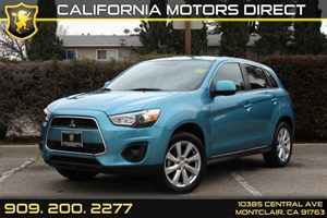 2013 Mitsubishi Outlander Sport ES Carfax 1-Owner - No Accidents  Damage Reported to CARFAX  L