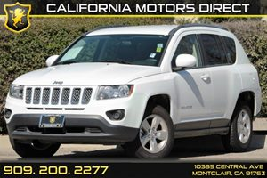 2015 Jeep Compass Latitude Carfax 1-Owner Air Conditioning  AC Audio  AmFm Stereo Audio  A