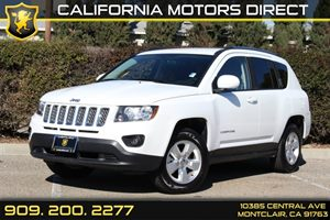 2015 Jeep Compass Latitude Carfax 1-Owner  Bright White Clearcoat 22244 Per Month - On Appro
