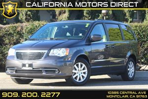2015 Chrysler Town  Country Touring Carfax 1-Owner - No Accidents  Damage Reported to CARFAX