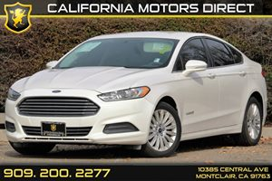 2013 Ford Fusion SE Hybrid Carfax Report - No Accidents  Damage Reported to CARFAX Audio  AmFm