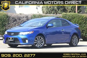 2013 Kia Forte Koup SX Carfax Report - No Accidents  Damage Reported to CARFAX  Abyss Blue Pea