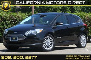 2012 Ford Focus Electric  Carfax 1-Owner Air Conditioning  AC Air Conditioning  Climate Contr