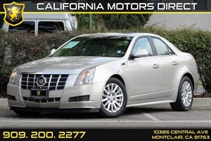 2013 Cadillac CTS Sedan Luxury Carfax Report - No Accidents  Damage Reported to CARFAX Air Condi