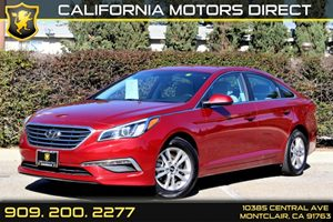 2015 Hyundai Sonata 24L SE Carfax 1-Owner - No Accidents  Damage Reported to CARFAX Air Conditi