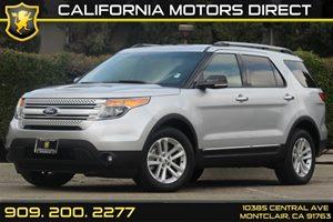2013 Ford Explorer XLT Carfax 1-Owner  Soilver  Department of Motor Vehicle GDMVG Licens
