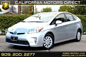 2013 Toyota Prius Plug-In  Carfax 1-Owner Air Conditioning  AC Air Conditioning  Climate Cont