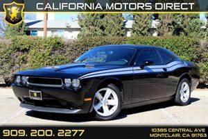 2014 Dodge Challenger SXT Carfax Report  Black Clearcoat - - - - - - - --2874 Per M