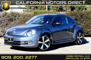2013 Volkswagen Beetle Coupe 20T Turbo Carfax 1-Owner - No Accidents  Damage Reported to CARFAX