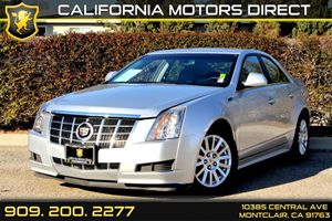 2012 Cadillac CTS Sedan  Carfax 1-Owner - No Accidents  Damage Reported to CARFAX  Radiant Sil