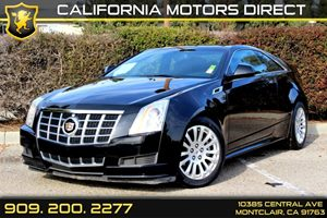 2014 Cadillac CTS Coupe  Carfax 1-Owner 6 Cylinders Air Conditioning  Multi-Zone AC Audio  A