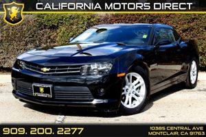 2014 Chevrolet Camaro LT Carfax 1-Owner  Black  Normal  0          false  false  false    EN-U